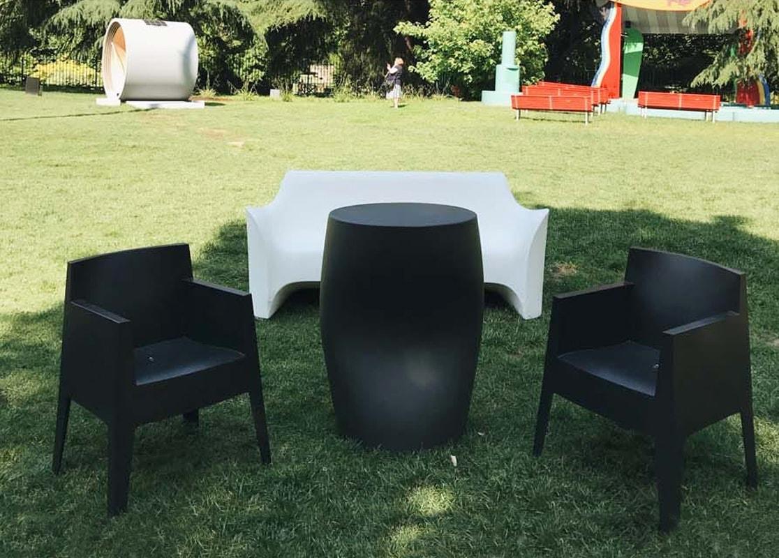 Driade Toy poltroncina outdoor vendita online - gallery