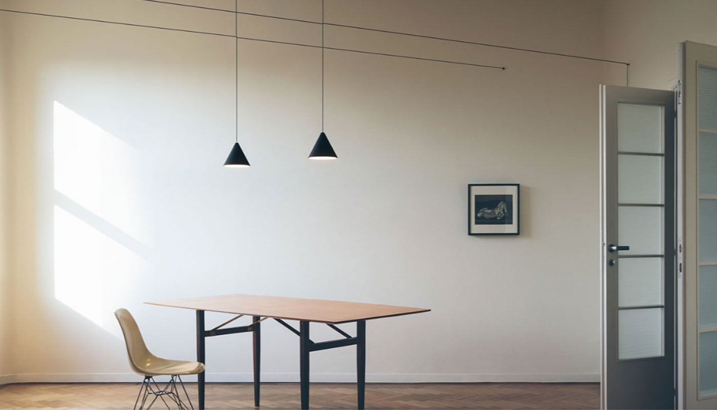 String Light lampada a sospensione Flos