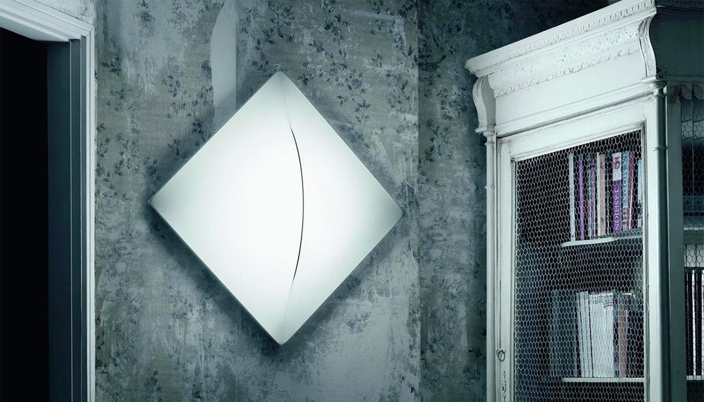 Saori lampada da parete o soffitto