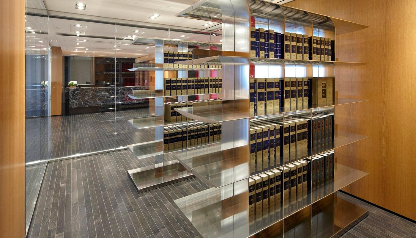 UNIFOR Naos libreria gallery
