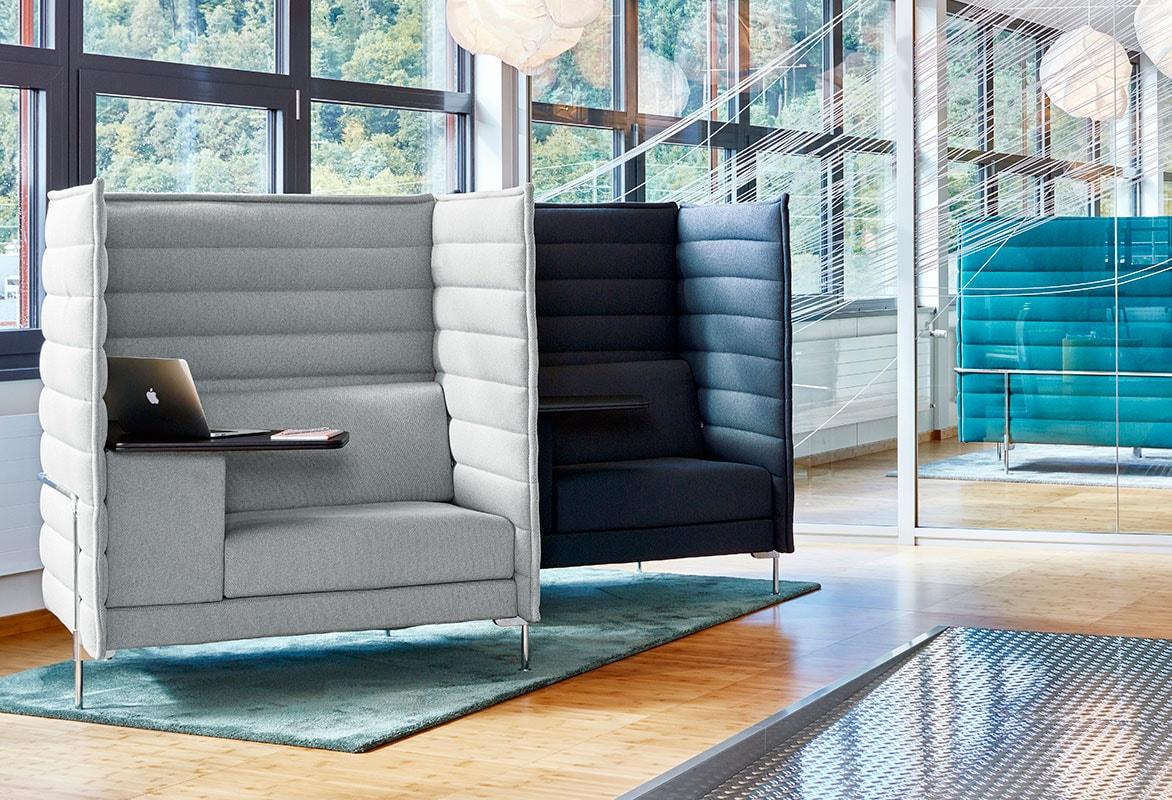 Alcove Highback Sofa Vitra
