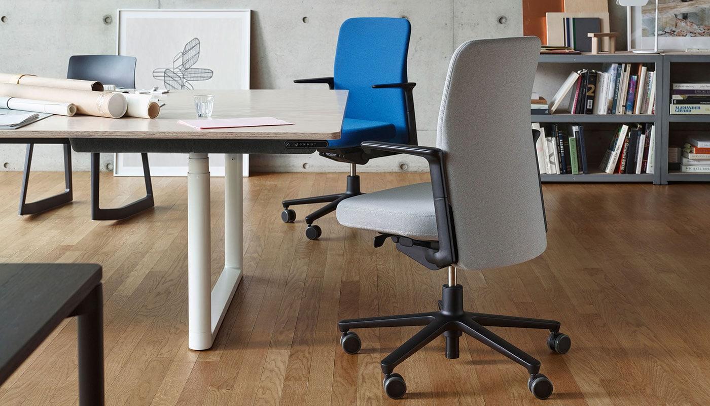 Pacific Chair poltrona ufficio Vitra