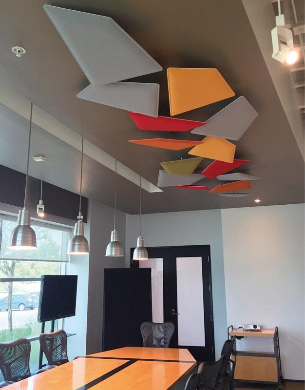 CAIMI FLAP pannello fonoassorbente gallery 4