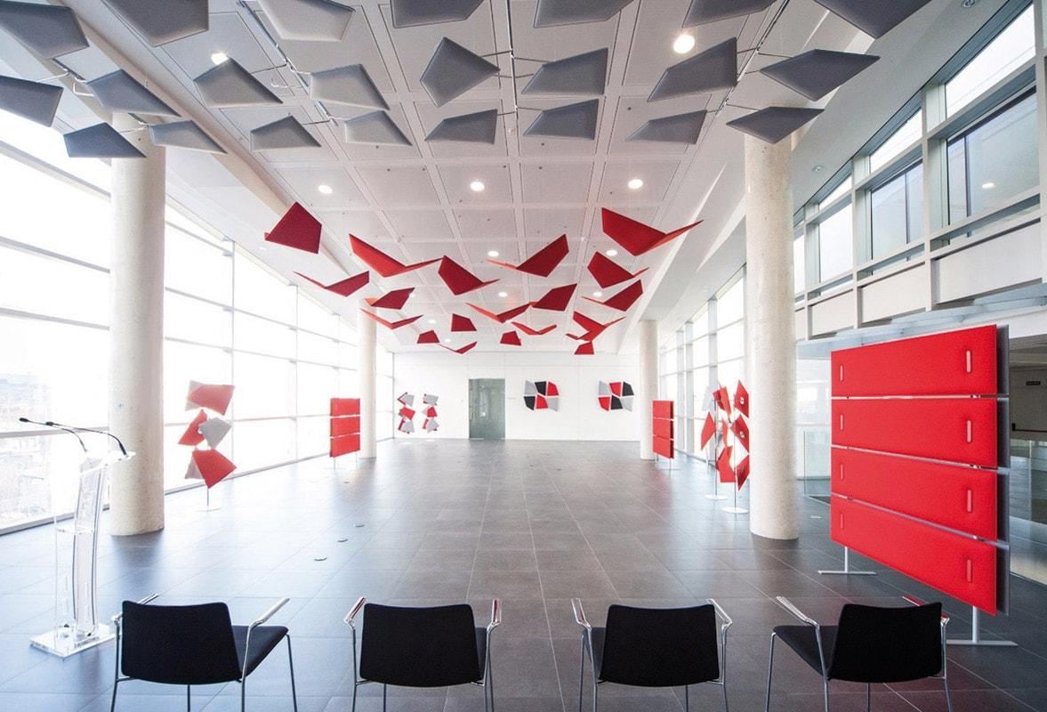 CAIMI FLAP pannello fonoassorbente gallery 6