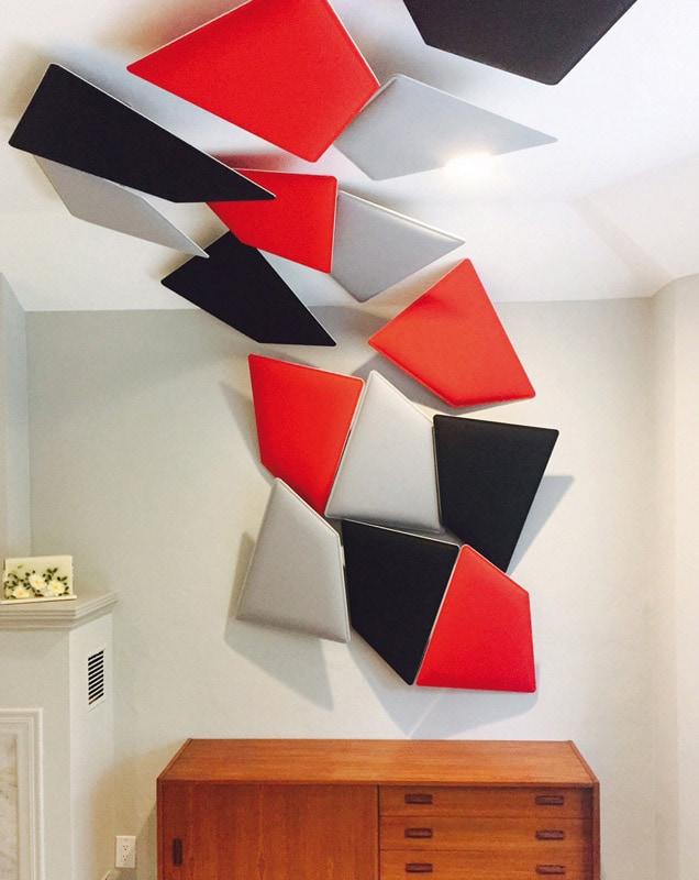 CAIMI FLAP pannello fonoassorbente gallery 8