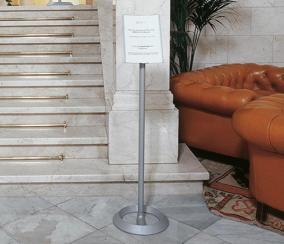 Caimi Battista Totem, segnaletica verticale - gallery