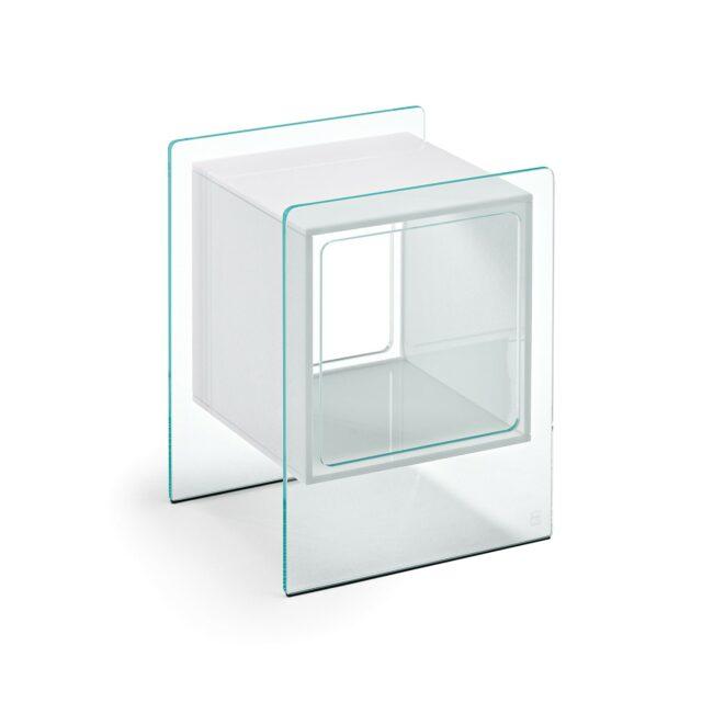 FIAM Magique Cubo tavolino contenitore