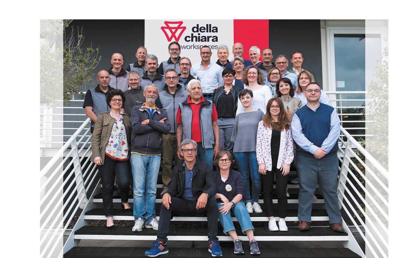 Della Chiara squadra