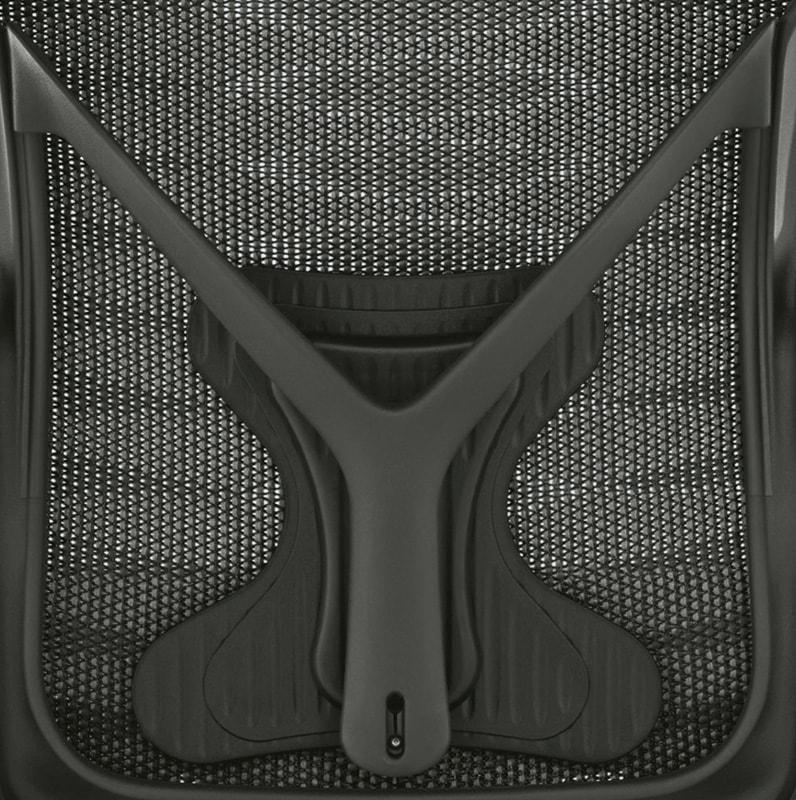 HM Aeron Classic postureFit