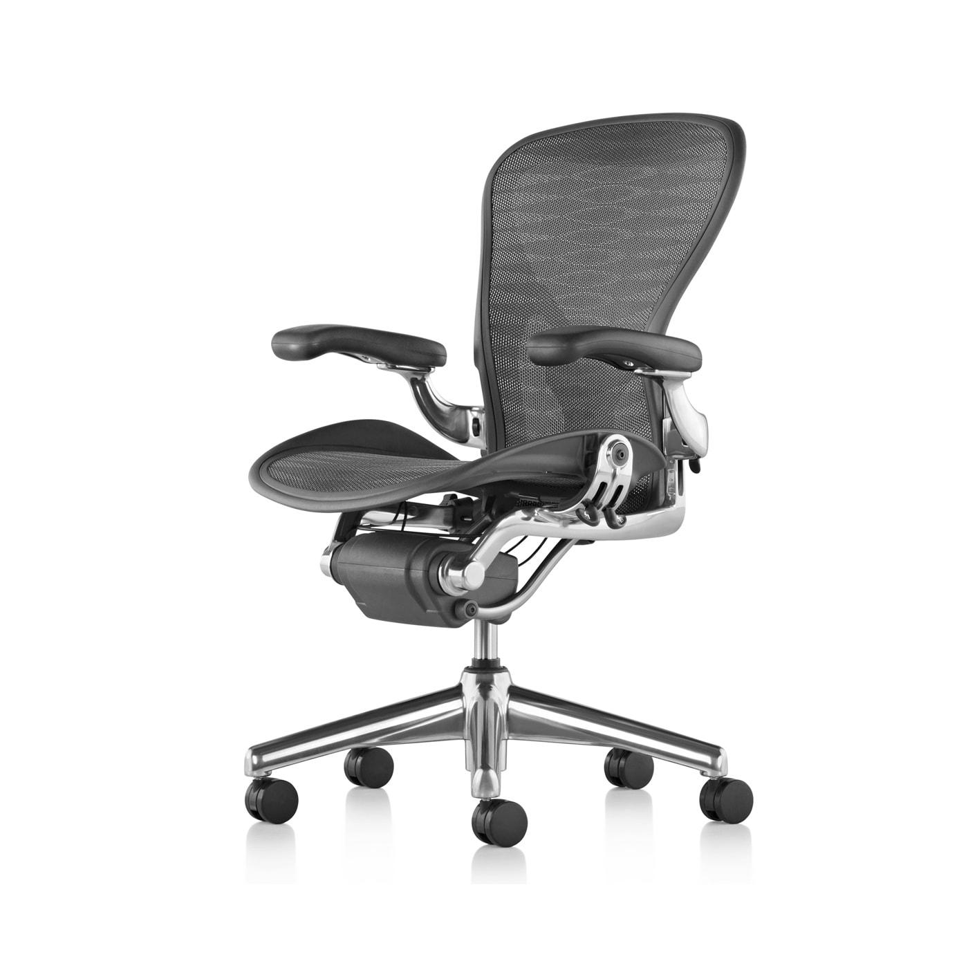 Herman Miller Aeron Classic sedia ufficio full optional - vendita online