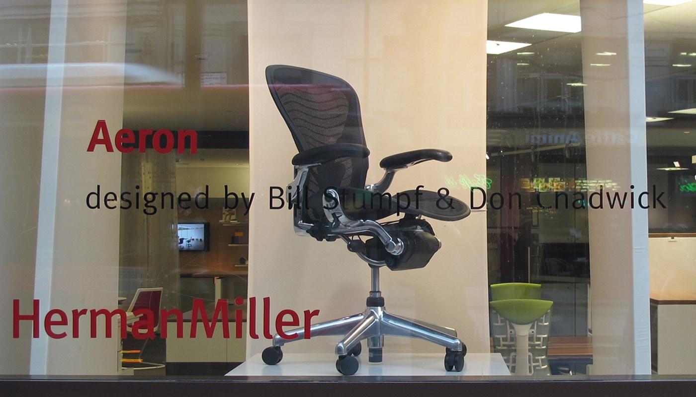 Herman Miller Aeron Classic seduta ergonomica Gallery