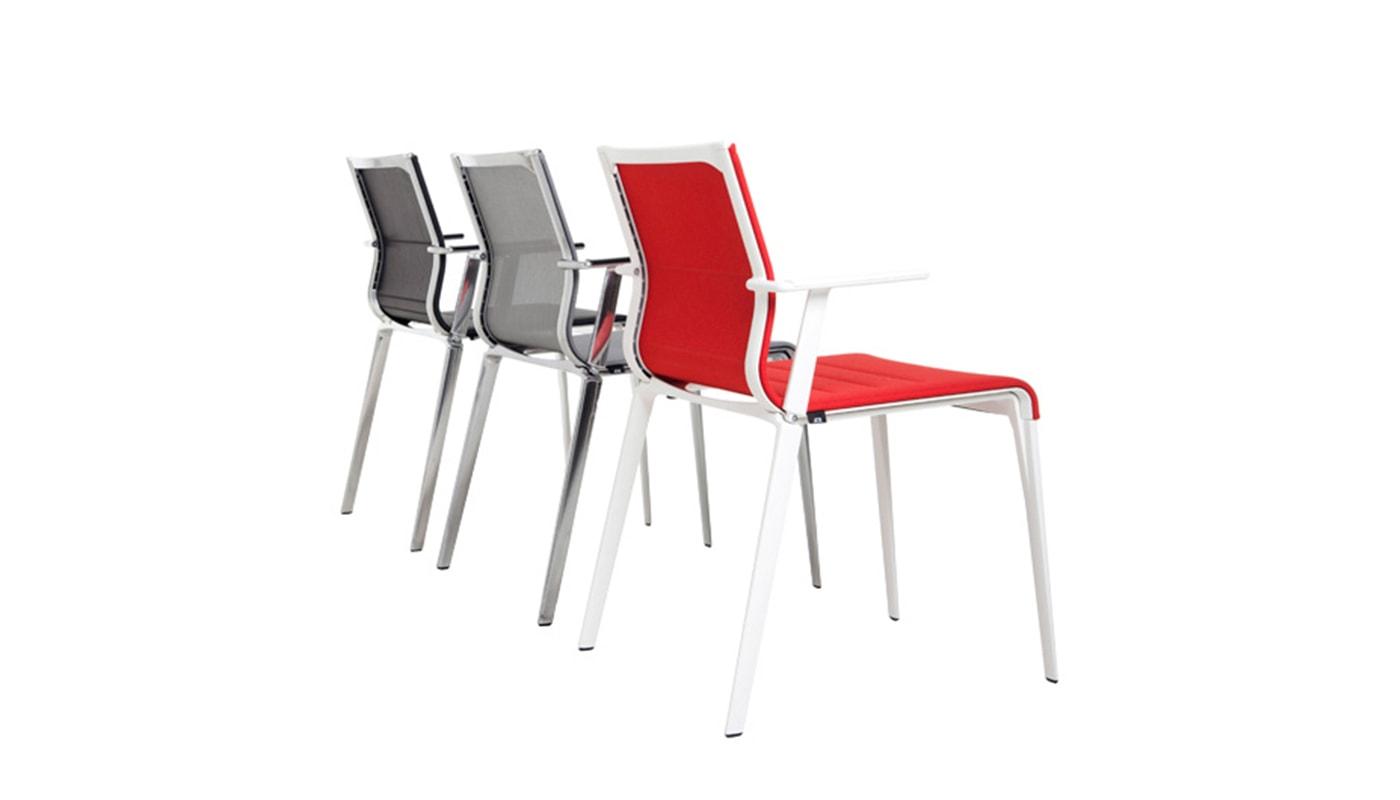 Stick Chair ATK Quattro seduta