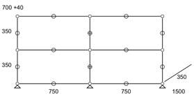 USM Haller contenitore sideboard dimensioni