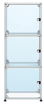 USM Haller vetrina ante in vetro - shop online