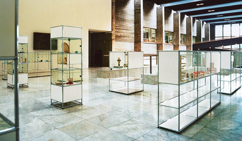 USM Haller espositore vetro gallery5