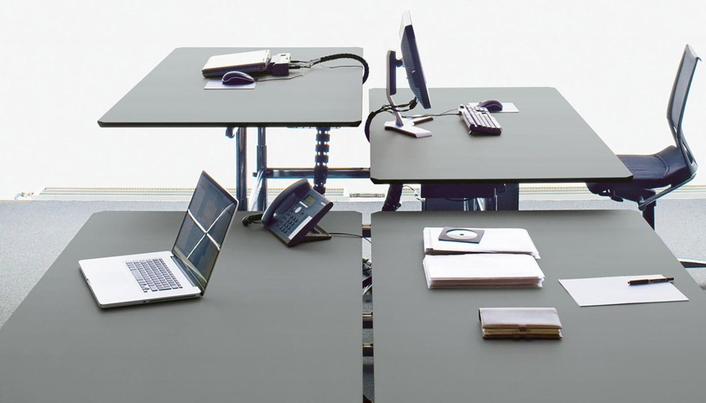 USM Kitos scrivania regolabile