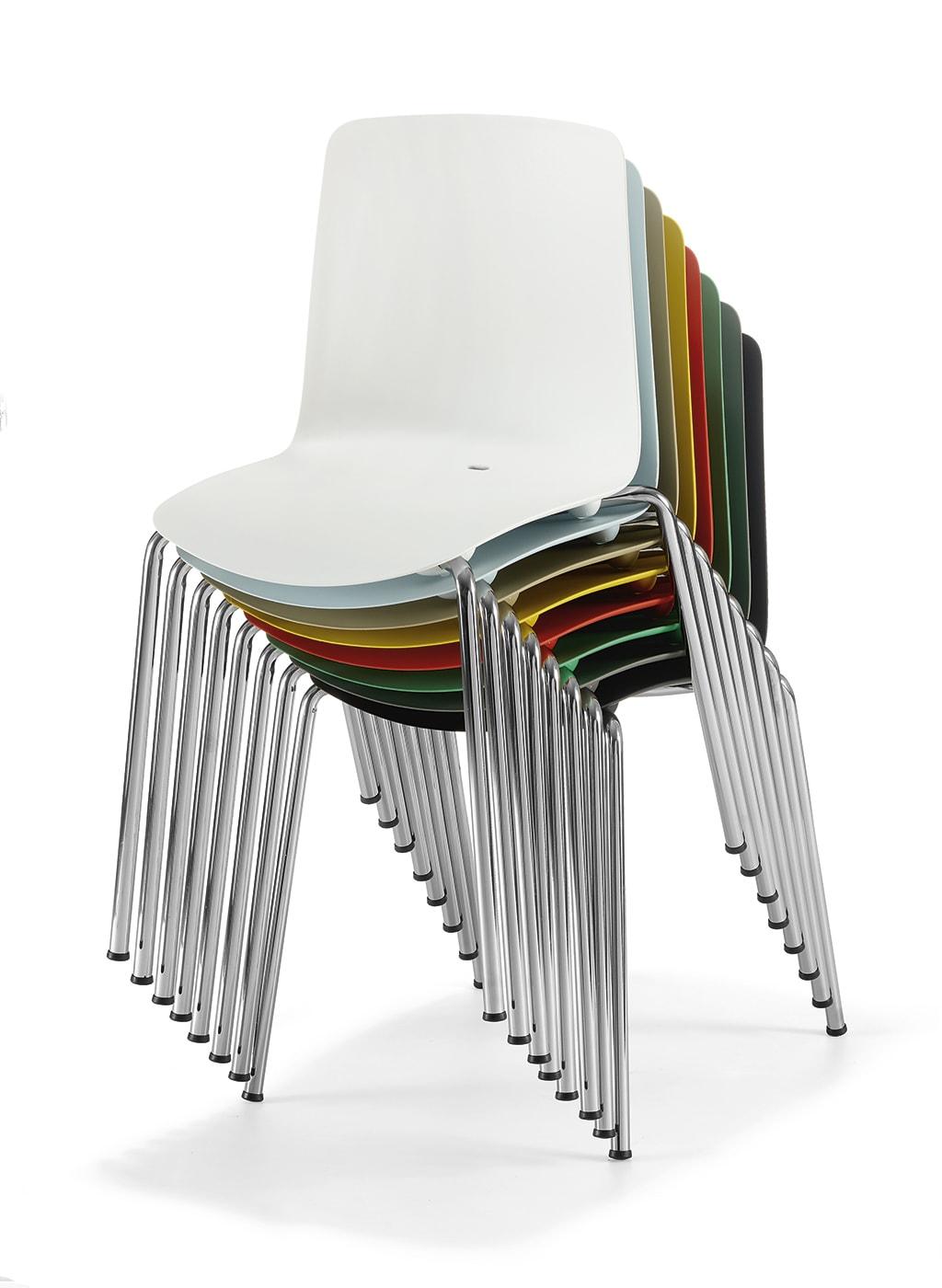 COLOS Vesper sedia impilabile