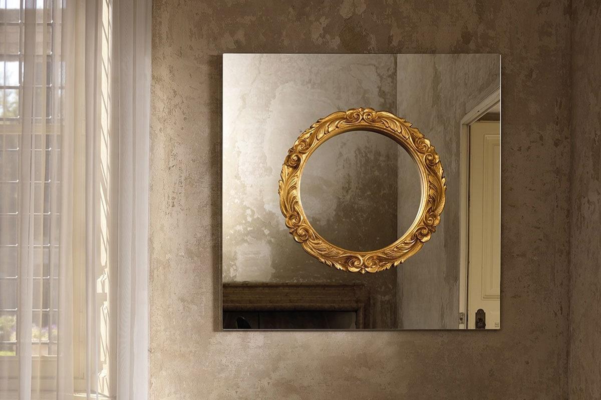 Fiam Ritratto Specchio Della Chiara Store