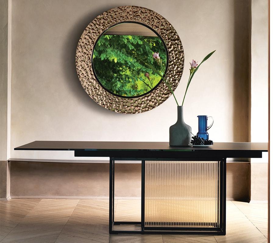 FIAM Venus specchio gallery bronzo
