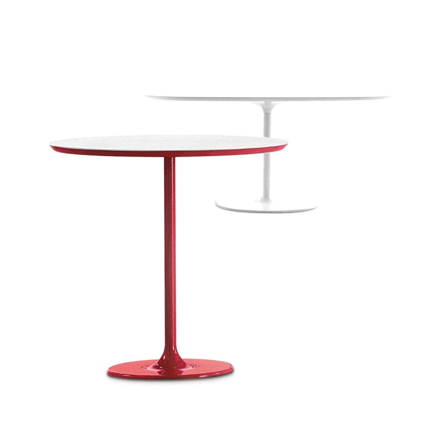 ARPER Dizzie Tavolino struttura acciaio