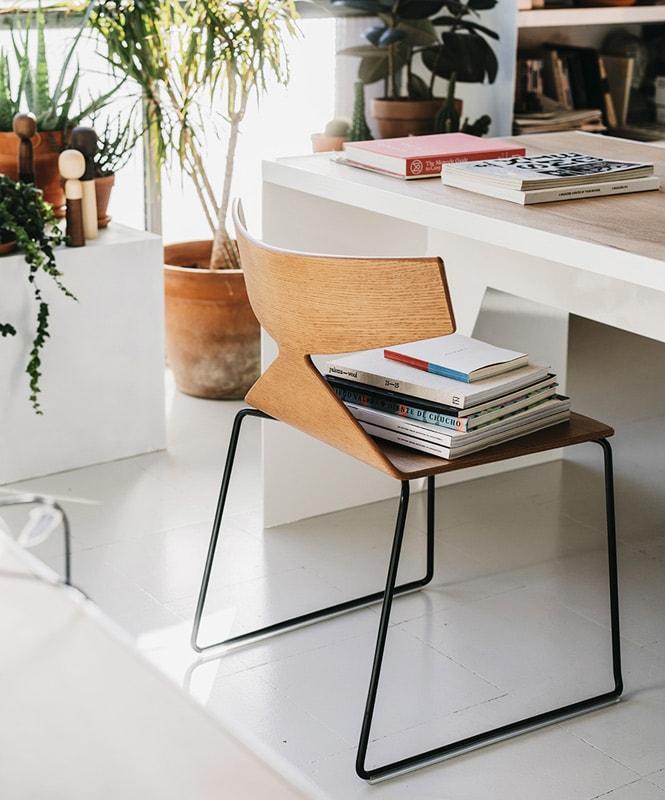 ARPER Saya sedia legno gallery 2