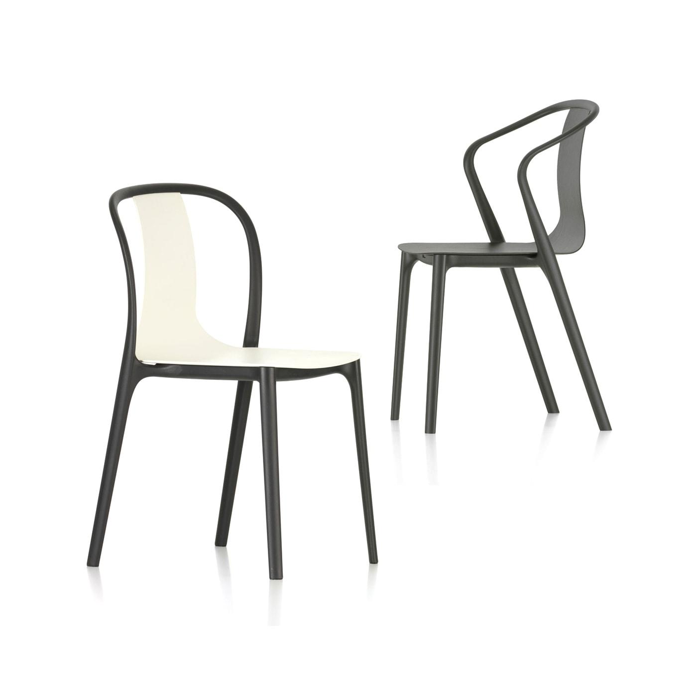 VITRA Belleville Plastic sedia outdoor