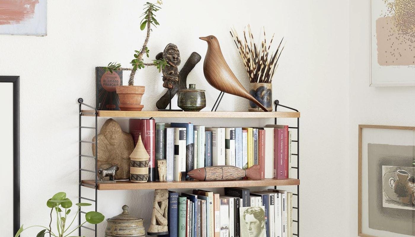 VITRA Eames House Bird in legno gallery 2