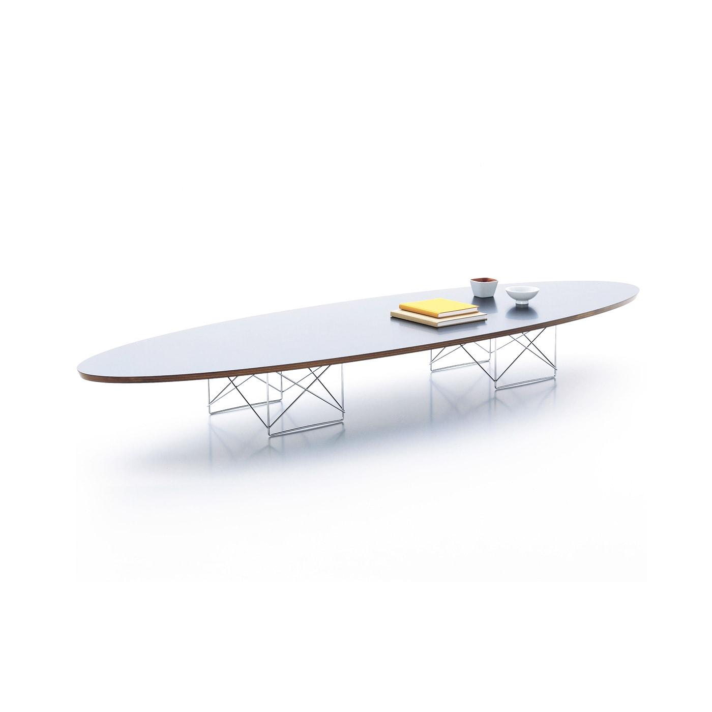VITRA Elliptical Table ETR tavolino basso