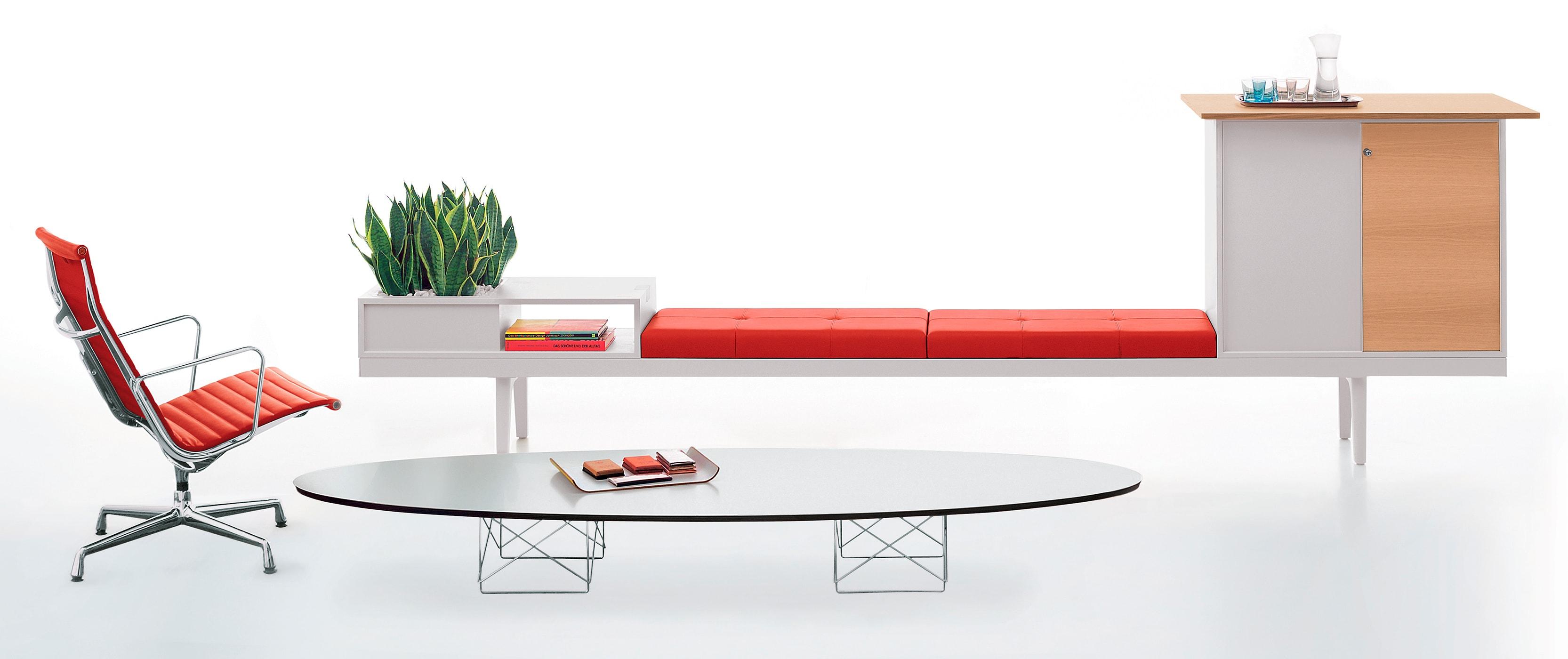 Elliptical ETR tavolino Vitra