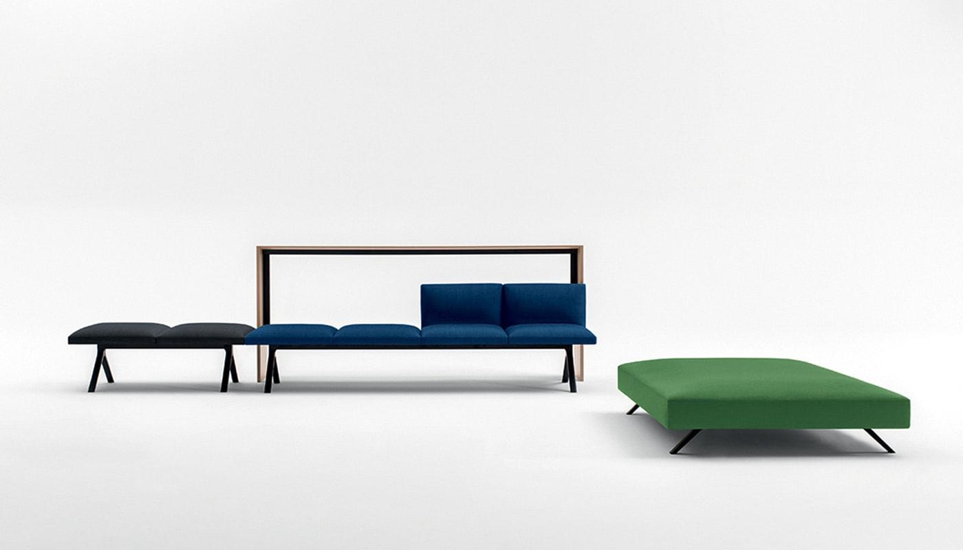 ARPER Kiik divano modulare gallery1