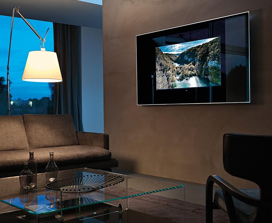 Mirage Specchio porta TV