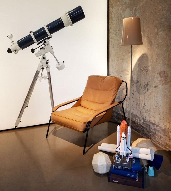ZANOTTA Maggiolina Chaise Lounge gallery5