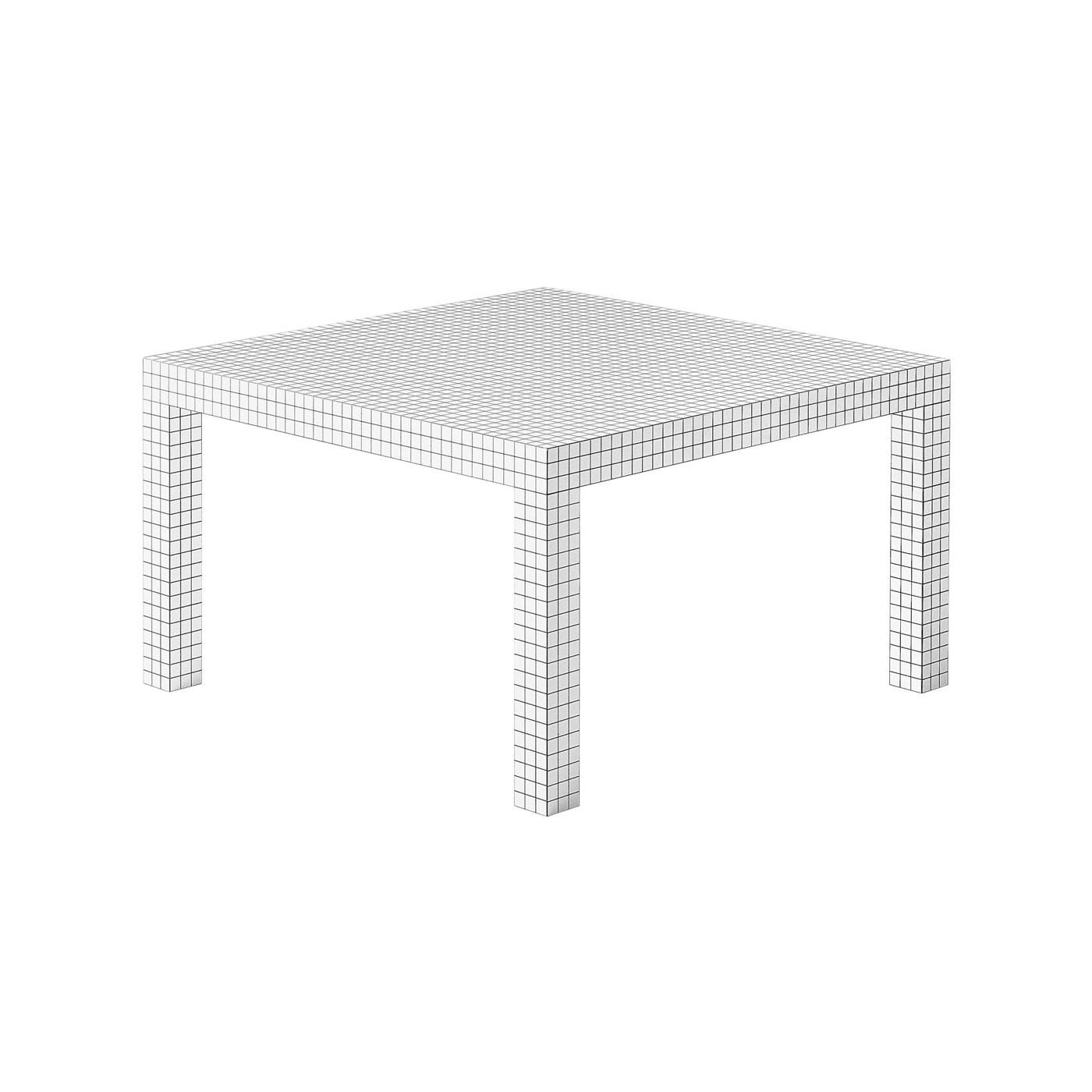ZANOTTA Quaderna tavolo