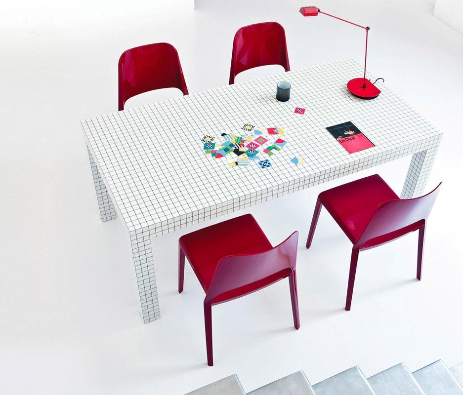 ZANOTTA Quaderna tavolo gallery3