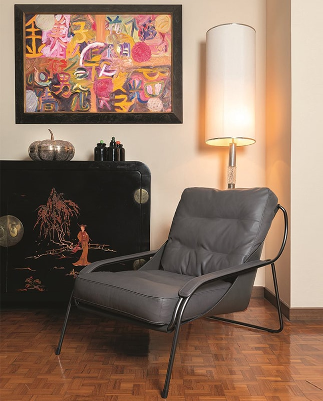 Zanotta Maggiolina chaise longue gallery