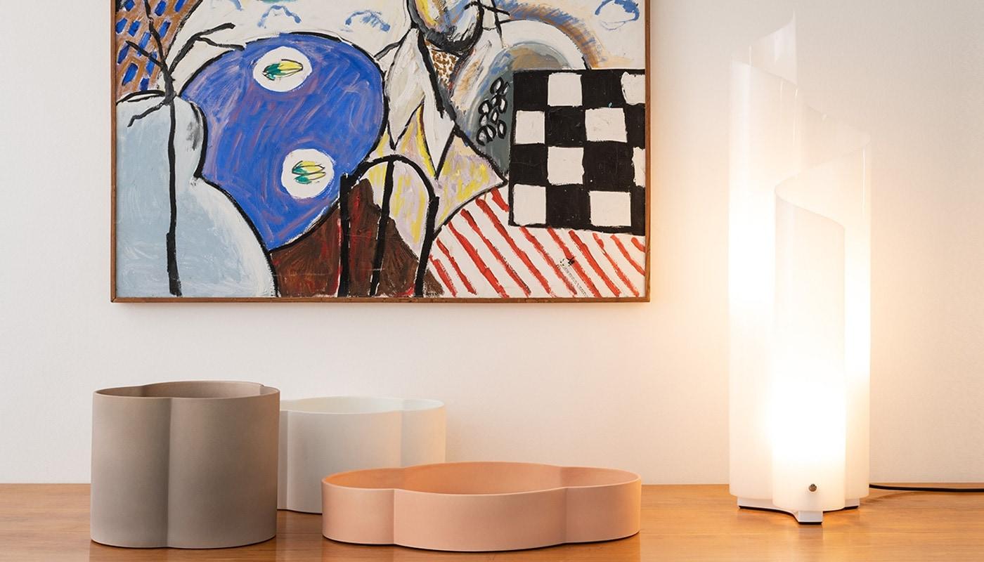ARTEMIDE Mezzachimera lampada gallery 1
