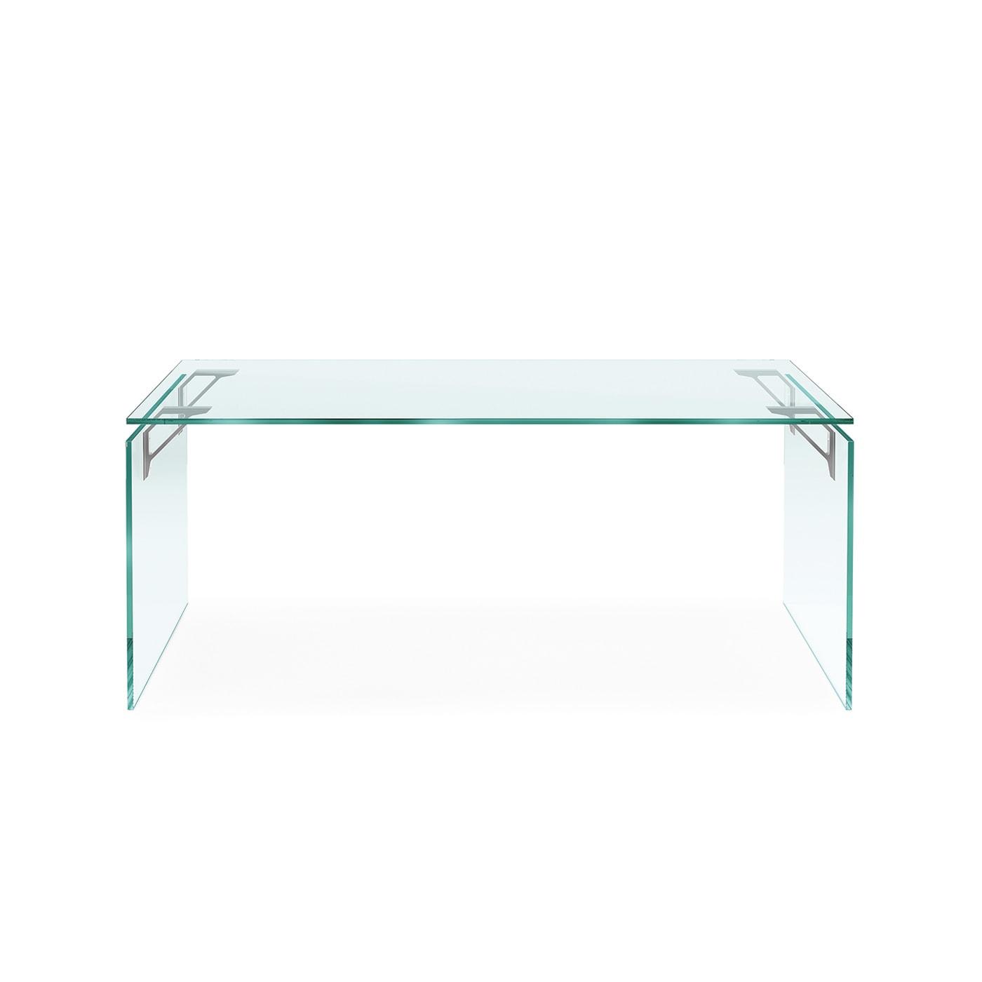 FIAM BRIGHT scrivania vetro
