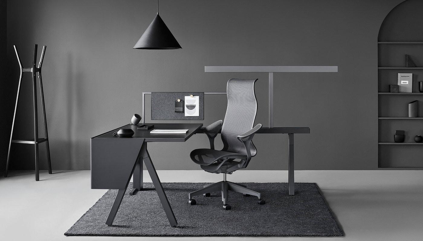 Herman Miller Cosm seduta ufficio alta Gallery 11