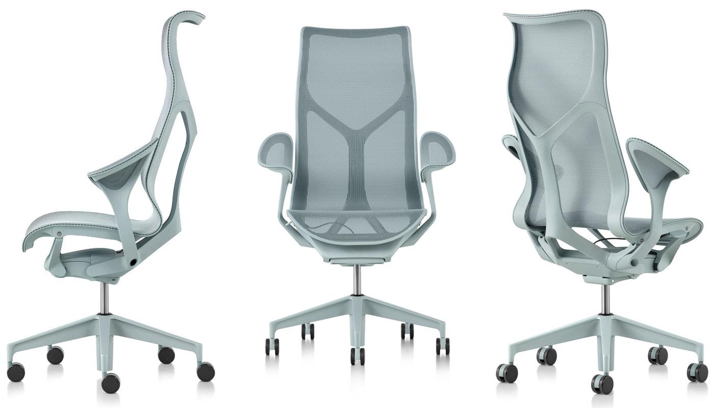 Herman Miller Cosm seduta ufficio alta Gallery 2