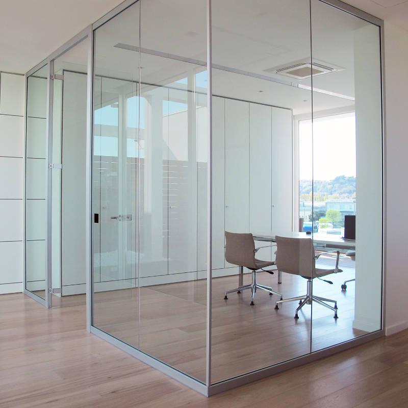 parete vetro slate