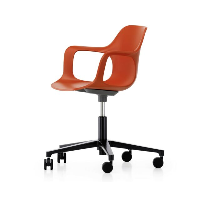 VITRA HAL Armchair Studio sedia ufficio
