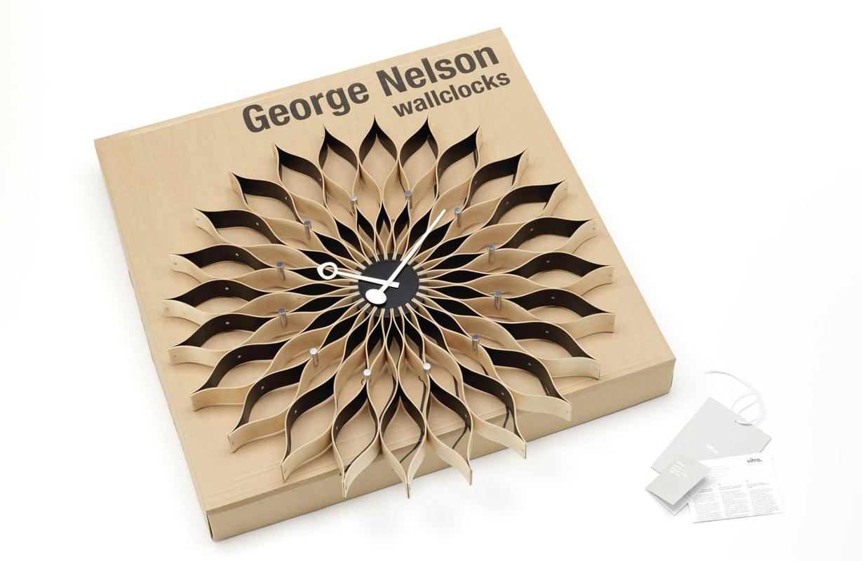 VITRA Sunflower Clock box gallery