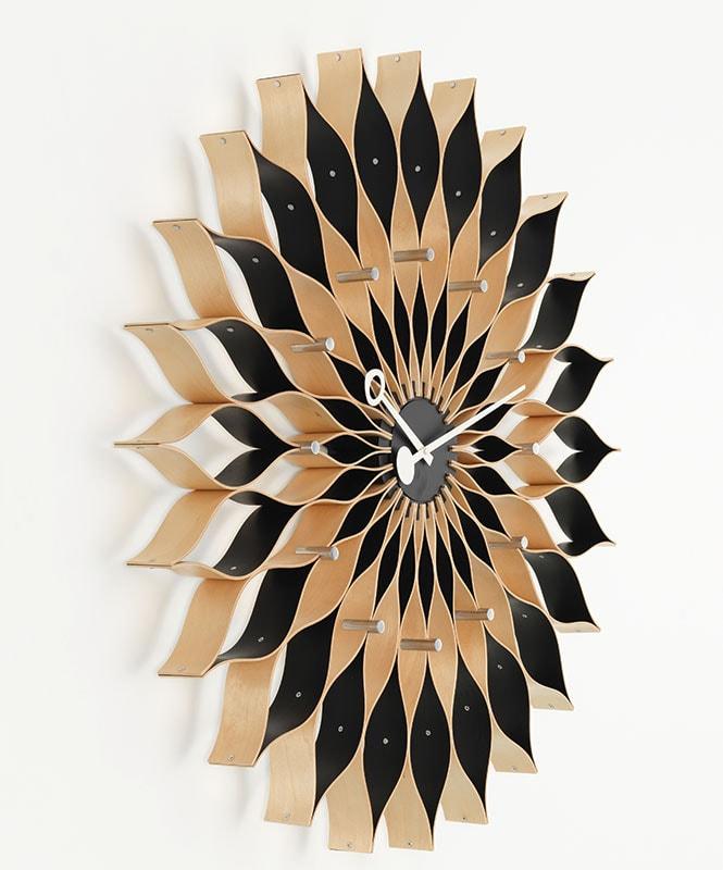 Vitra Sunflower Clock orologio