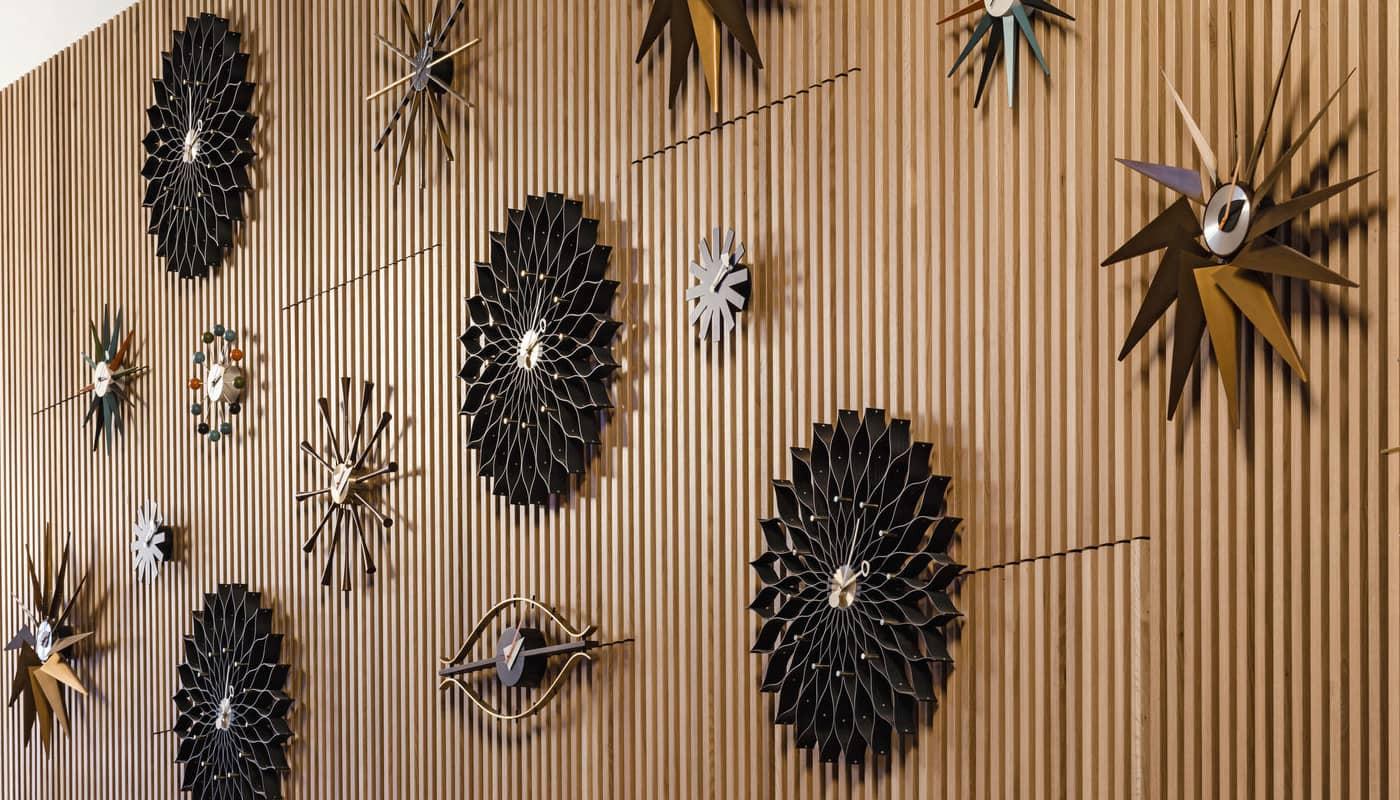 Vitra Wall Clocks orologio da parete - gallery2