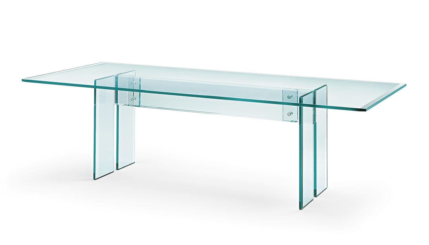 FIAM LLT home Office scrivania vetro gallery 1