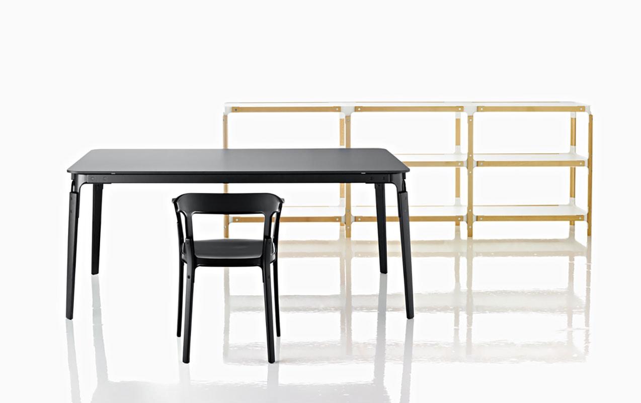 Steelwood Chair sedia Magis