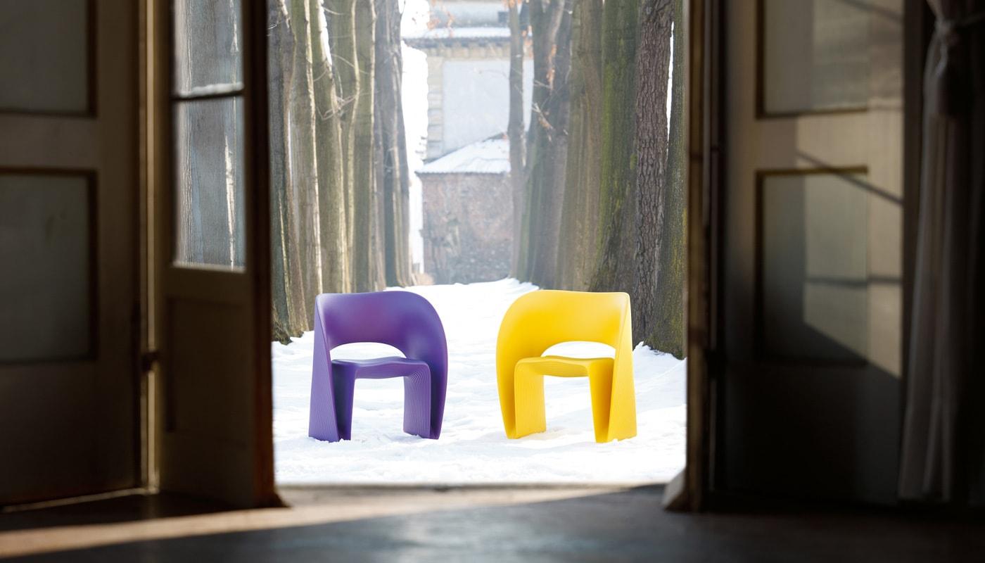 Magis Raviolo sedia per esterni - gallery