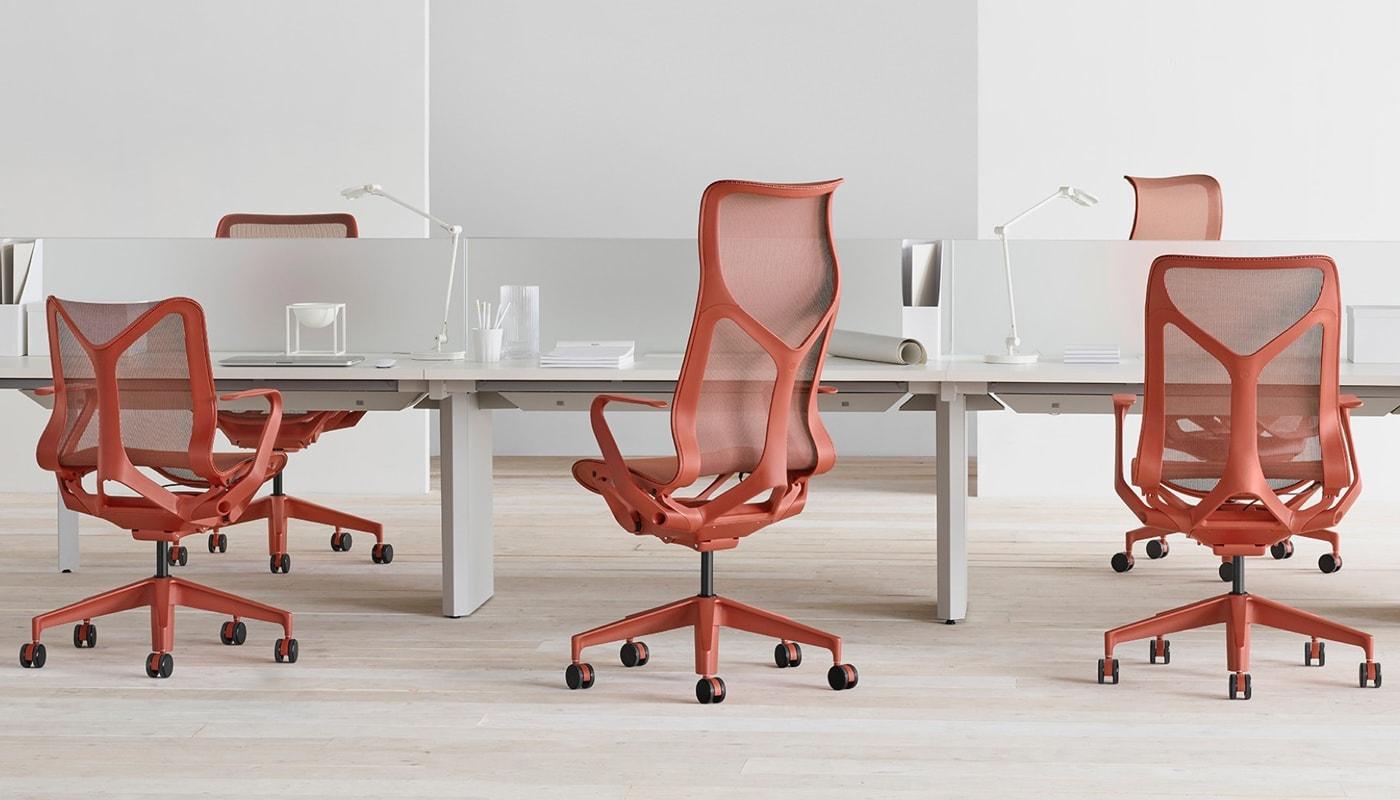 Herman Miller Cosm sedia ufficio