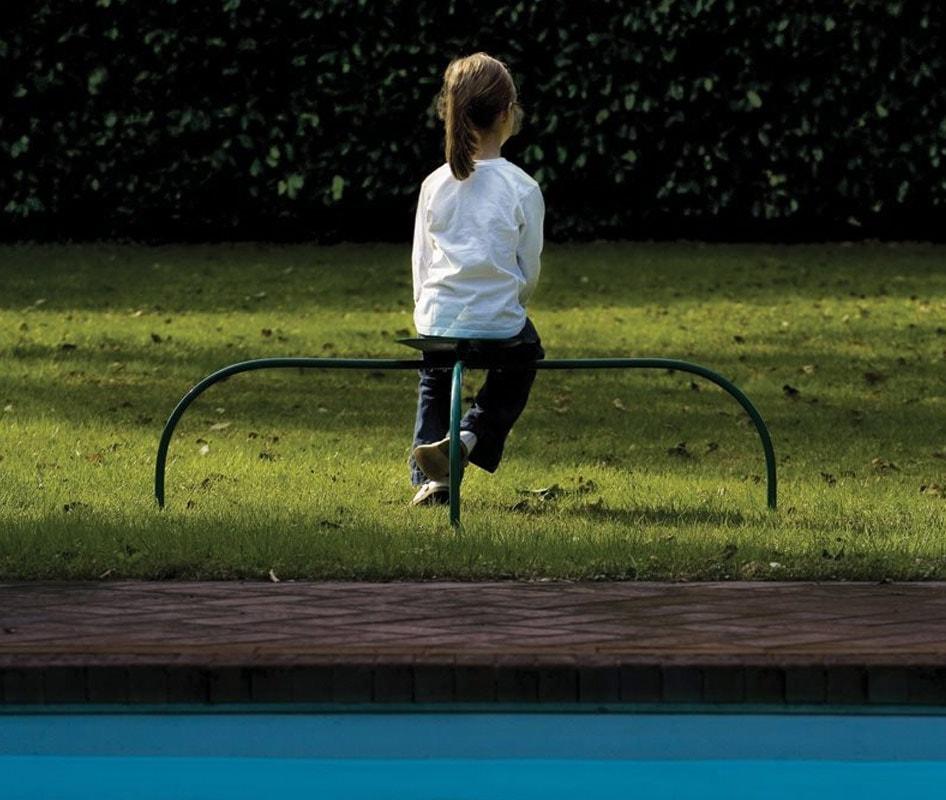 Allunaggio sedile per esterni