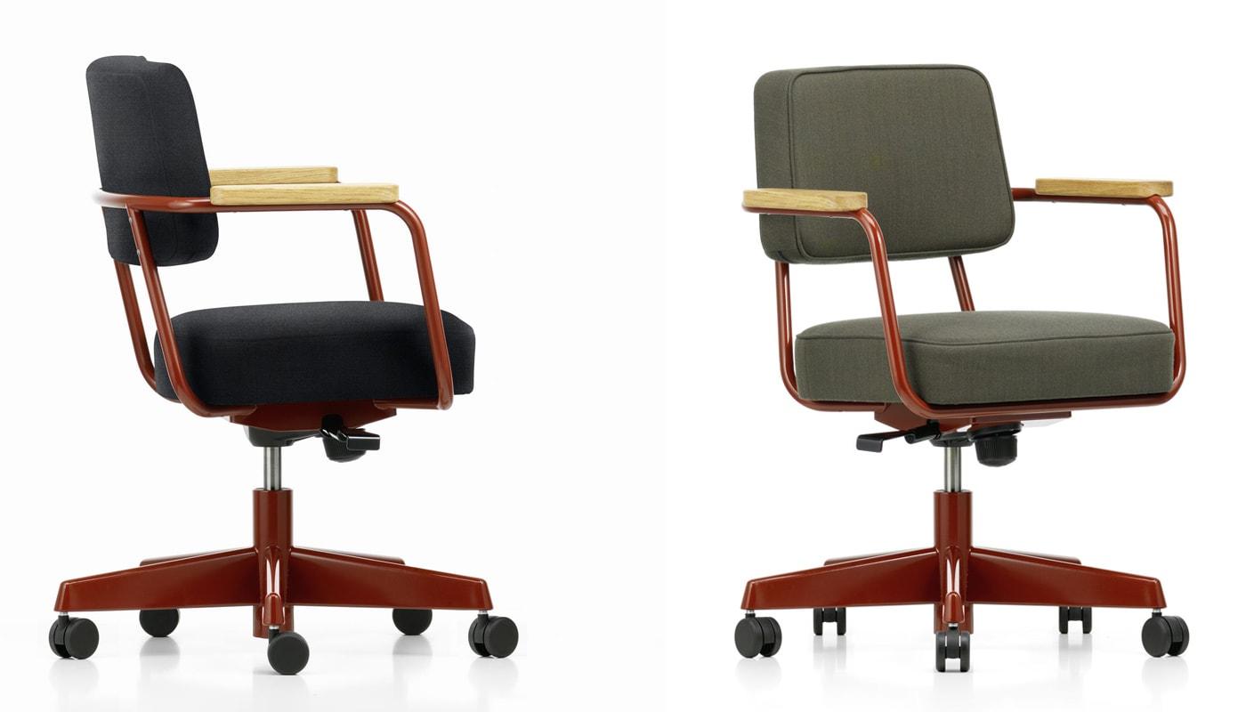 vitra fauteuil direction pivotant vendita online gallery 5